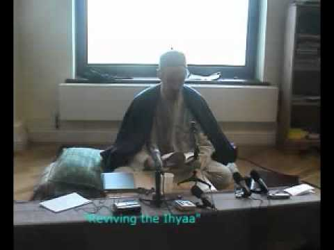 Abdal Hakim Murad – Reviving the Ihya