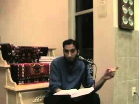 Nouman Ali Khan – Majesty of Divine Speech Episode 5: Characteristics of the People of Jannah