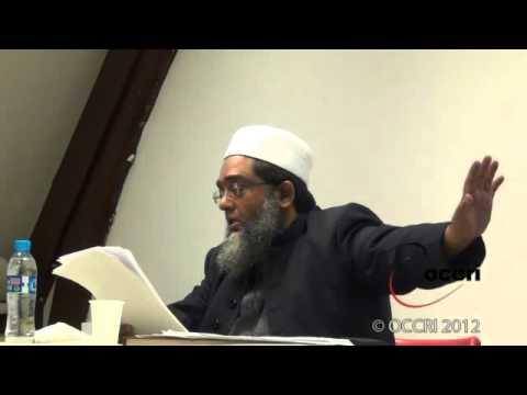 Riyad Nadwi – Preparing for Ramadan