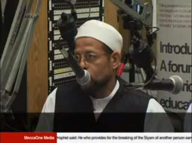 Zaid Shakir – The Fast of Ramadan & the Furious Shaitan