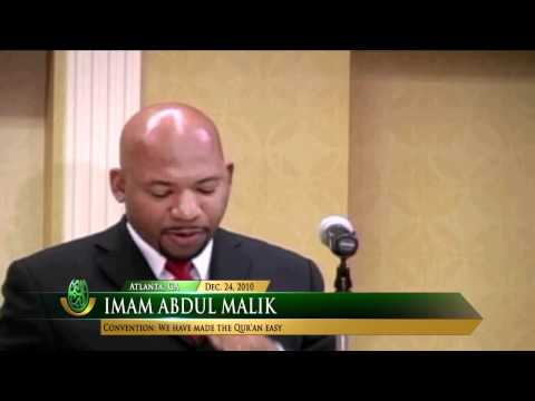 Abdul Malik – We have made the Qur'an easy