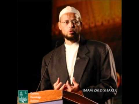 Zaid Shakir – The Great Bounties of Ashura