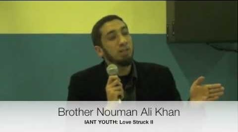 Nouman Ali Khan – Love Struck II