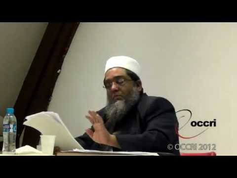 Riyad Nadwi – The Qur'an and Our Relationship with it