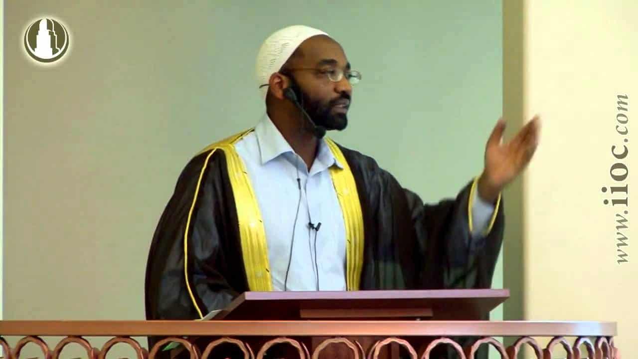 Yassir Fazaga – Ramadhan: Time to Stop Bad Habits