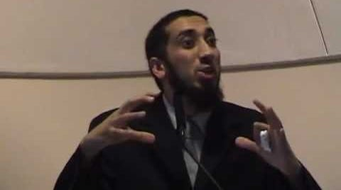 Nouman Ali Khan – To My Angry Muslim Brother