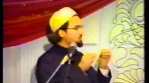 Hamza Yusuf – Our Family: An Institution in Crisis