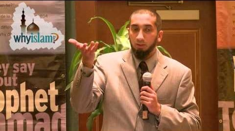 Nouman Ali Khan – Prophet Moses in the Quran