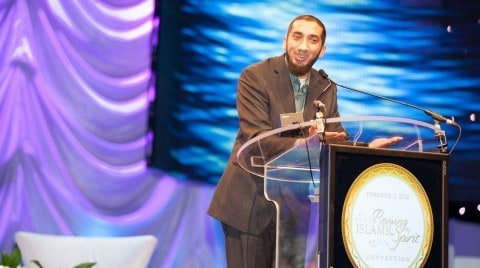 Nouman Ali Khan – If You Are Grateful I Will Give You More
