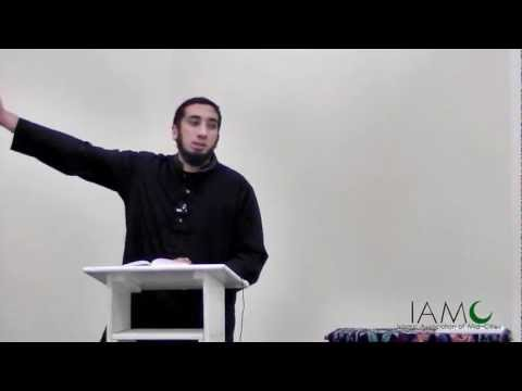 Nouman Ali Khan – The Legacy of Prophet Ibrahim & The Hajj