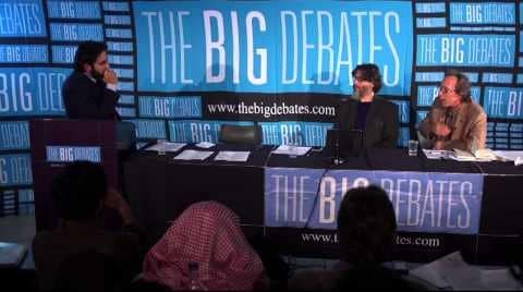 Hamza Andreas Tzortzis – The Big Debates: Islam Or Atheism – Which Makes More Sense?
