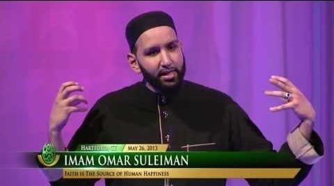 Omar Suleiman – Faith As A Source of Happiness