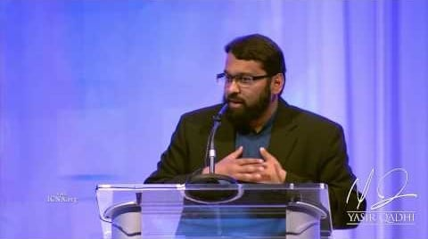 Yasir Qadhi – What Men & Woman Need To Know About Each Other