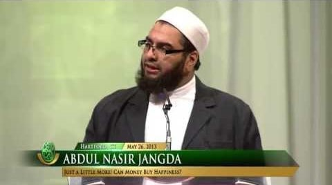 Abdul Nasir Jangda – The Want For More