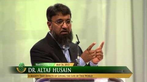 Altaf Husain – Love Of Dunya
