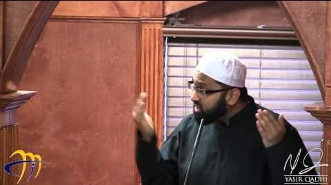 Yasir Qadhi – Laylat al-Qadr – A Night better than a thousand months!