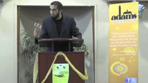 Nouman Ali Khan – Future of Youth Activism