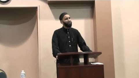 Omar Suleiman – Youth: The Lifeline of a Community