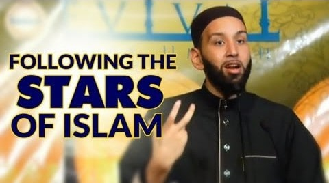 Omar Suleiman – Following the Stars of Islam