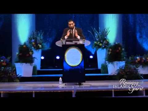 Nouman Ali Khan – God is the Light of the Heavens and the Earth: The Verse of Light