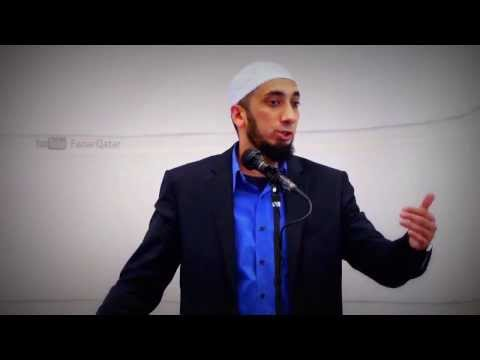 Nouman Ali Khan – The Mercy of Allah