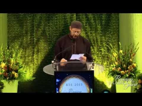 Zaid Shakir – Is it Time to Build an Ark? Noah, the Prophet of the Flood