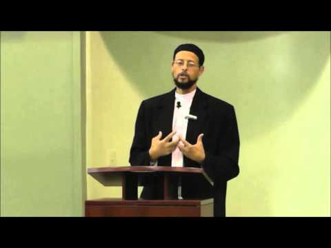 Zaid Shakir – Defending Religion In A Time Of Atheism