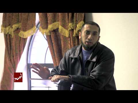 Nouman Ali Khan – Maintaining Iman