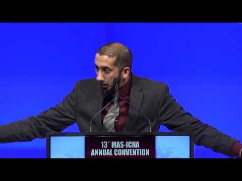 Nouman Ali Khan – Our Responsibility Towards Humanity