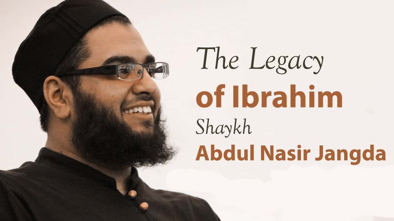 Abdul Nasir Jangda – The Legacy of Ibrahim