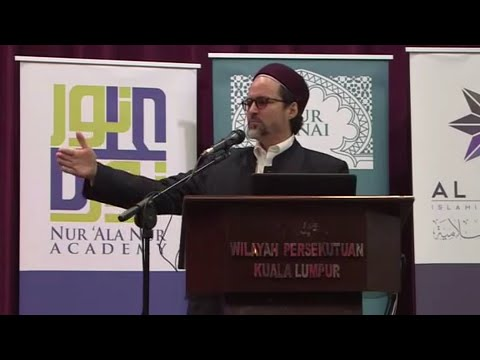 Hamza Yusuf – The Devil's Trap