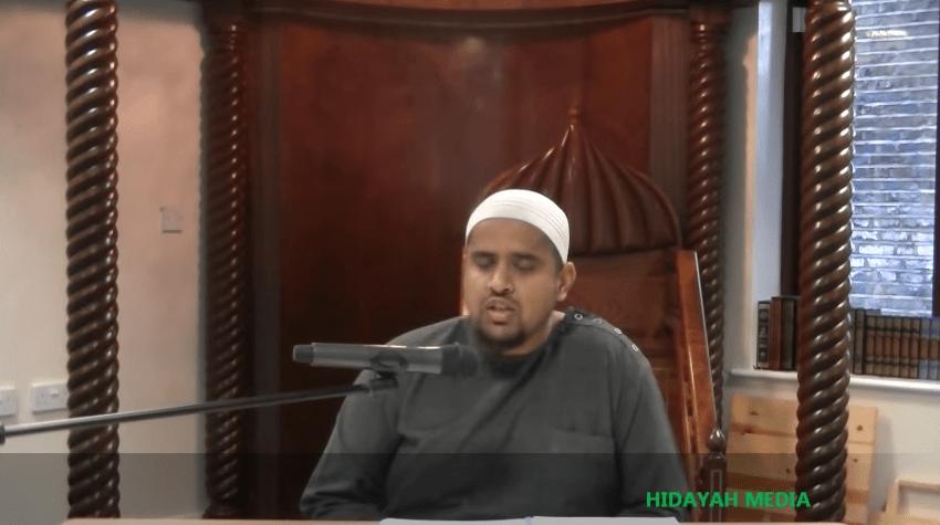 Yaseen Shaikh – Homosexuality in Islam