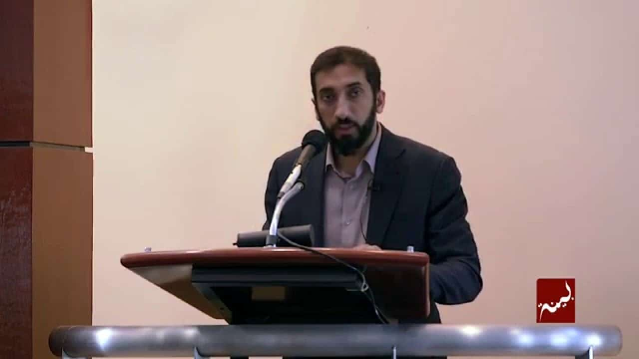 Nouman Ali Khan – San Bernardino & Paris Attacks (How to Respond)