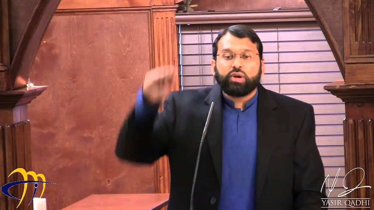 Yasir Qadhi – Why Is there Evil in This World? And a Response to the San Bernardino Shootings