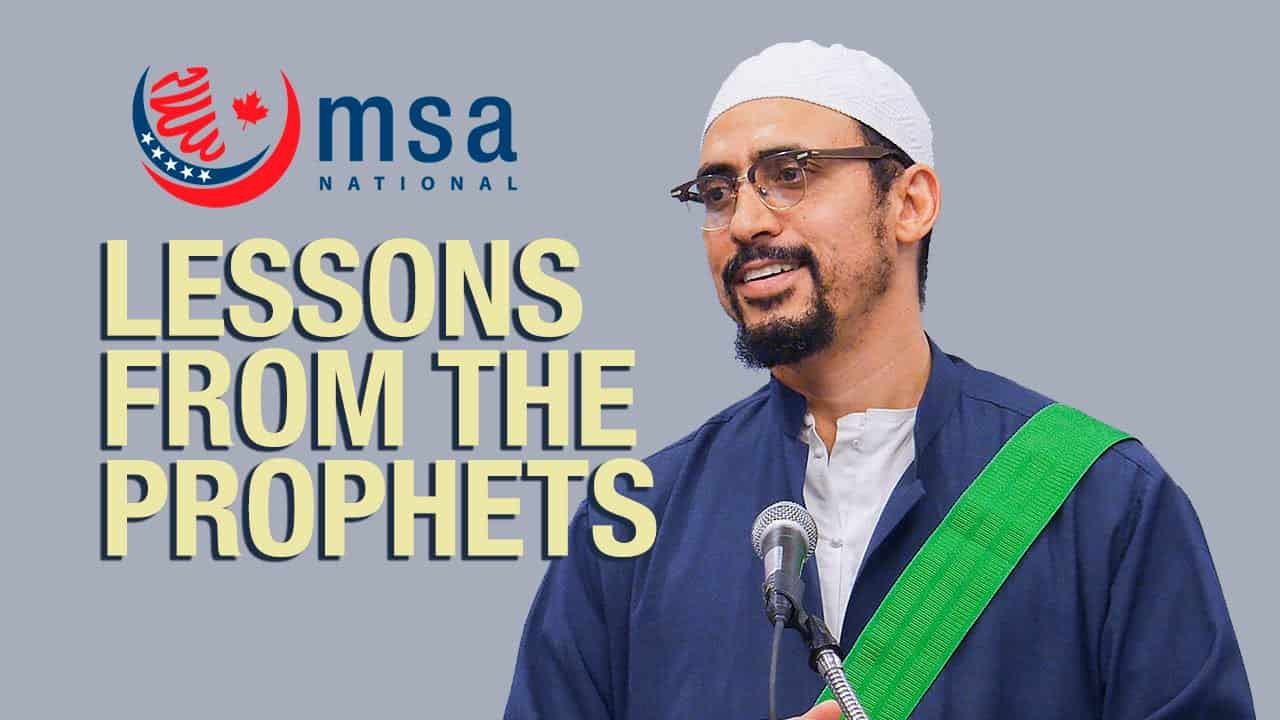 Abdul Karim Yahya – Identity Tested: Lessons from the Prophets