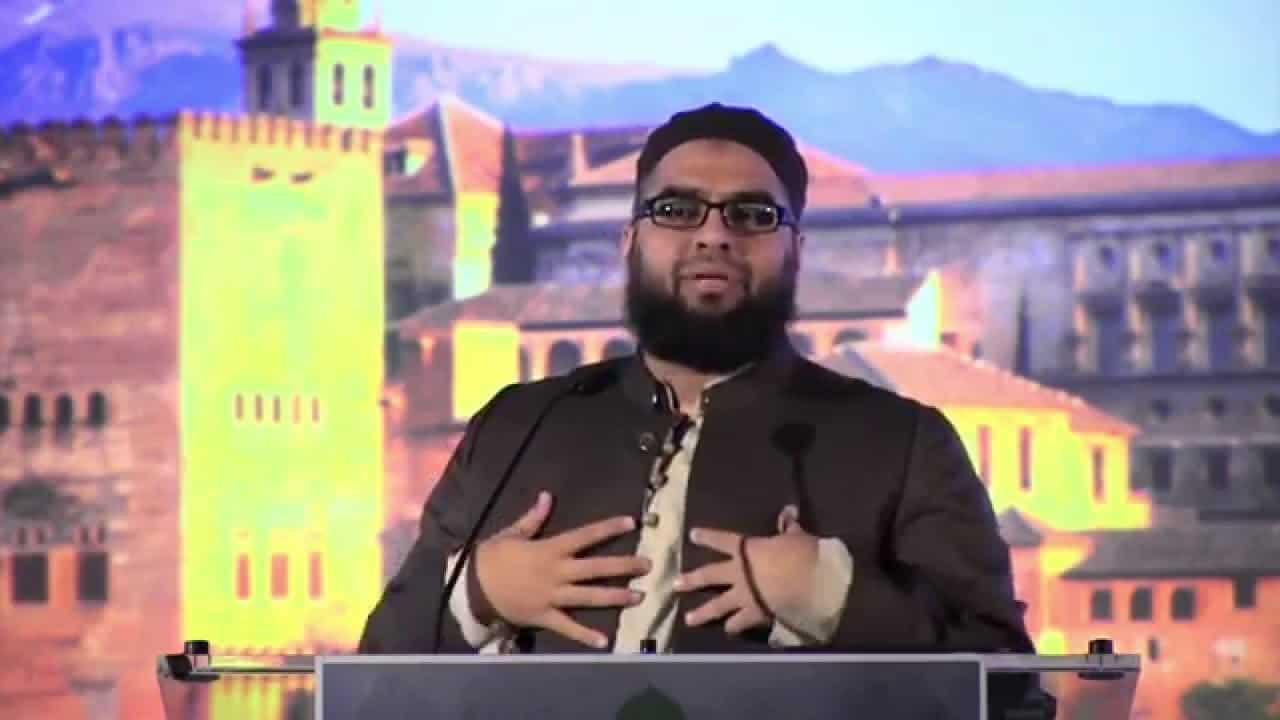 Abdul Nasir Jangda – Being Centered vs Being Self Centered