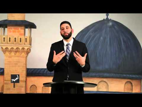 Omar Suleiman – Masjid Al Aqsa : The Occupied Sanctuary