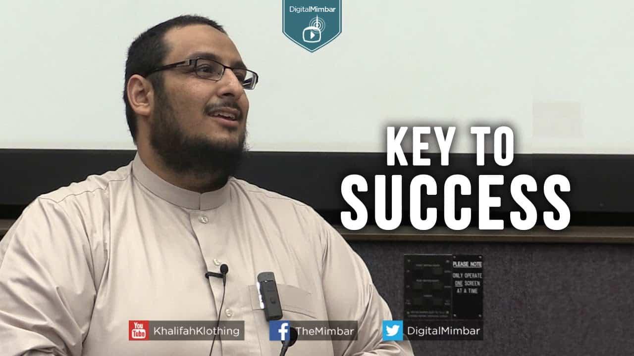 Yahya Ibrahim – Key to Success