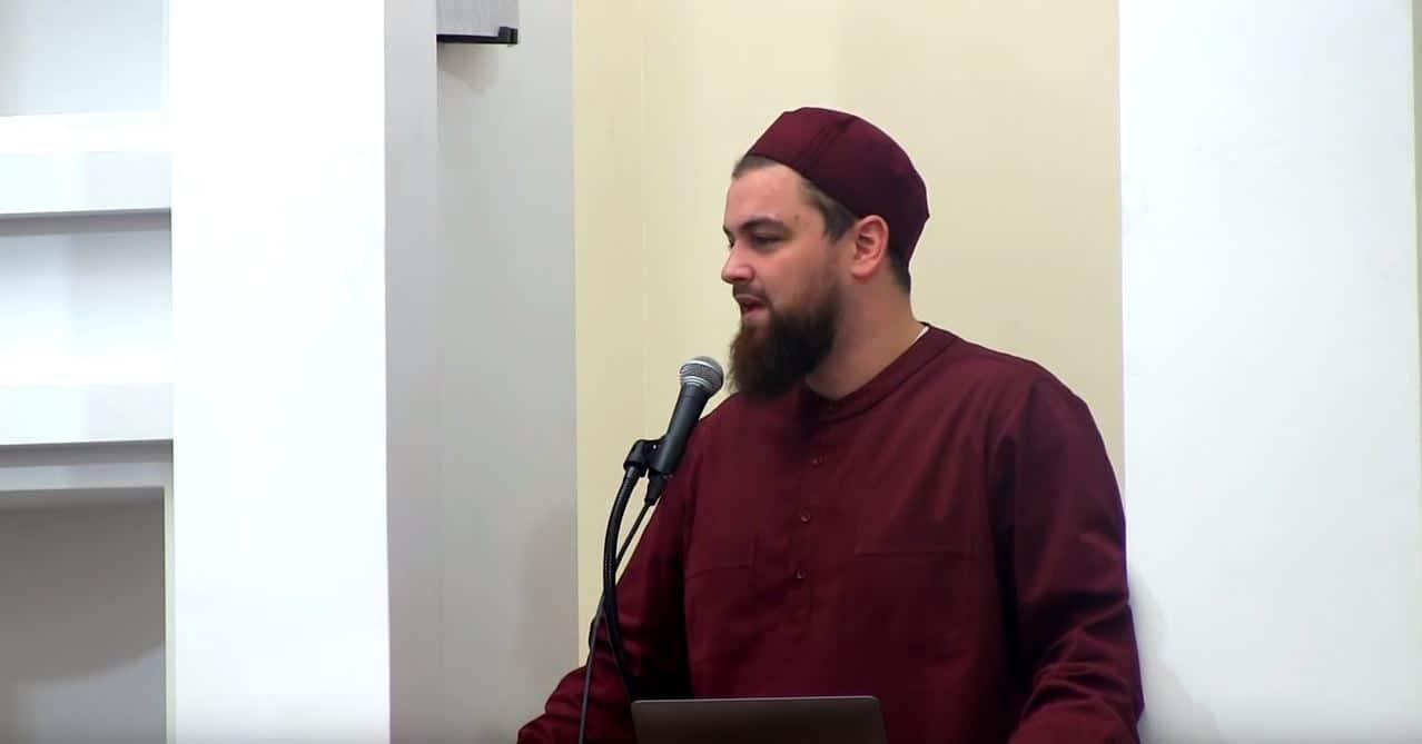 AbdelRahman Murphy – Gentleness
