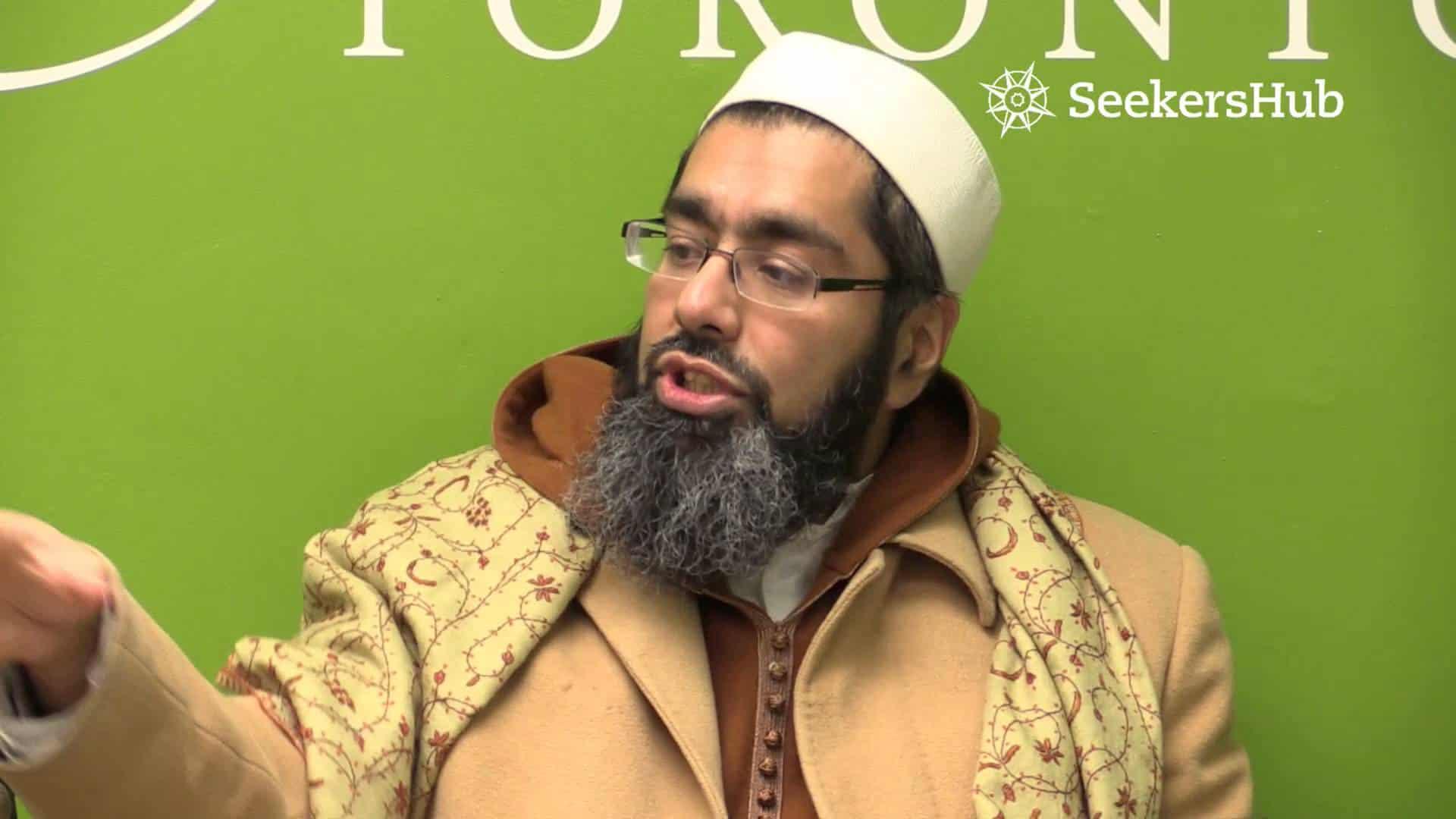 Faraz Rabbani – Whom Should I Take My Islamic Knowledge From?