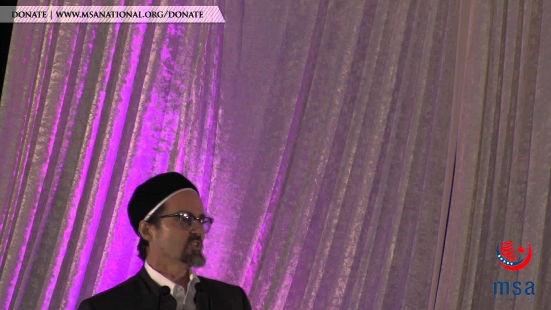 Hamza Yusuf – Torchbearers: Creating Positive Changes