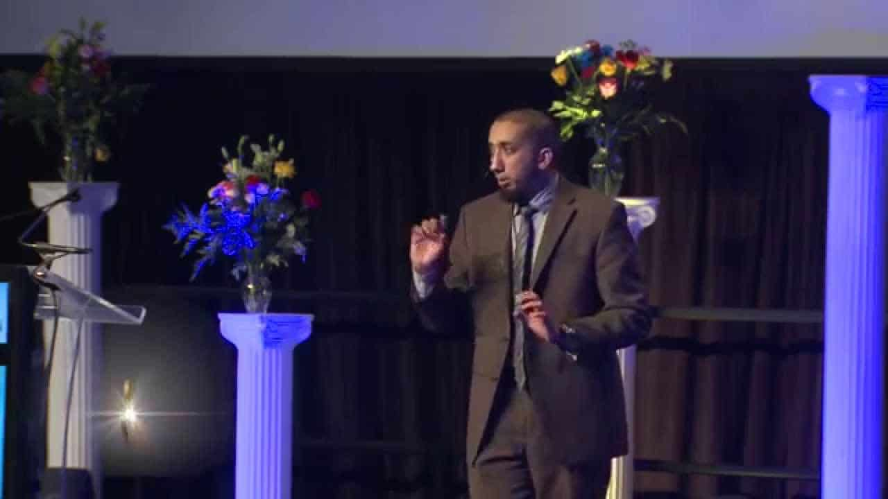 Nouman Ali Khan – Between the Lines