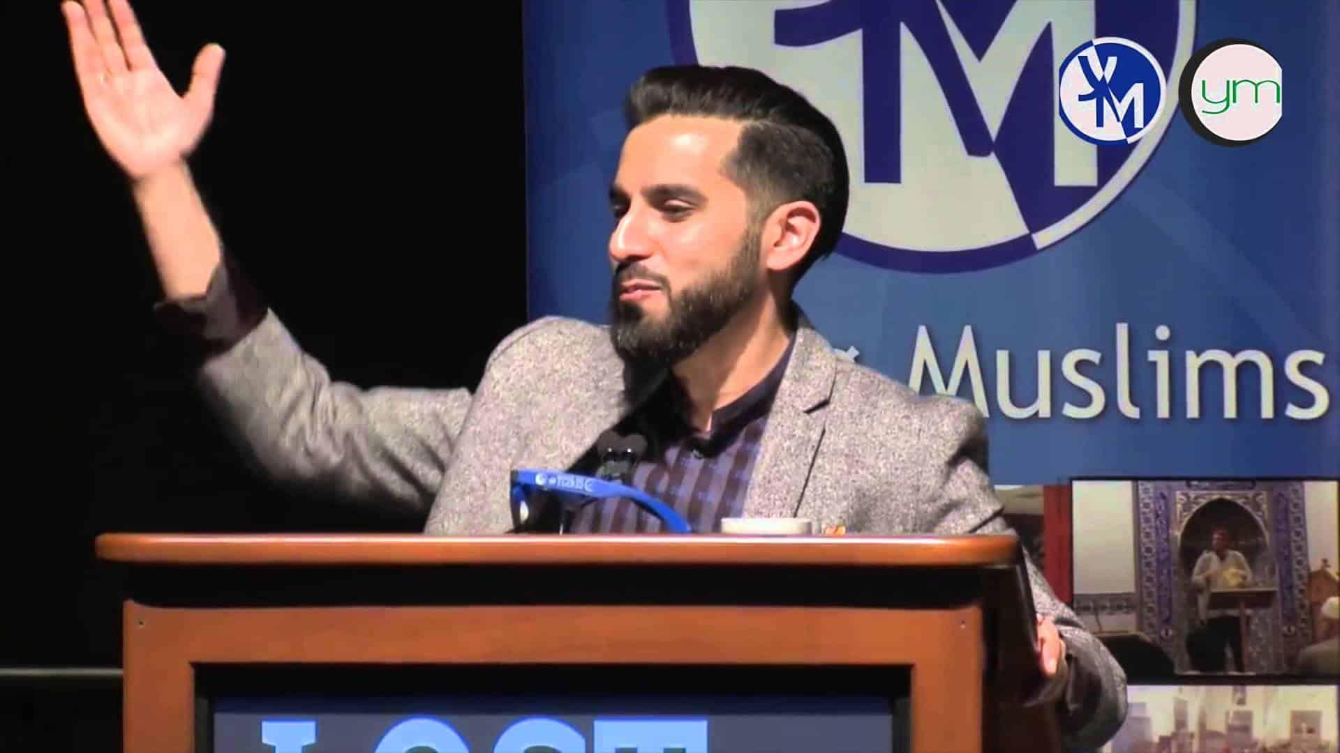Saad Tasleem – The Outsiders: Addressing Islamophobia