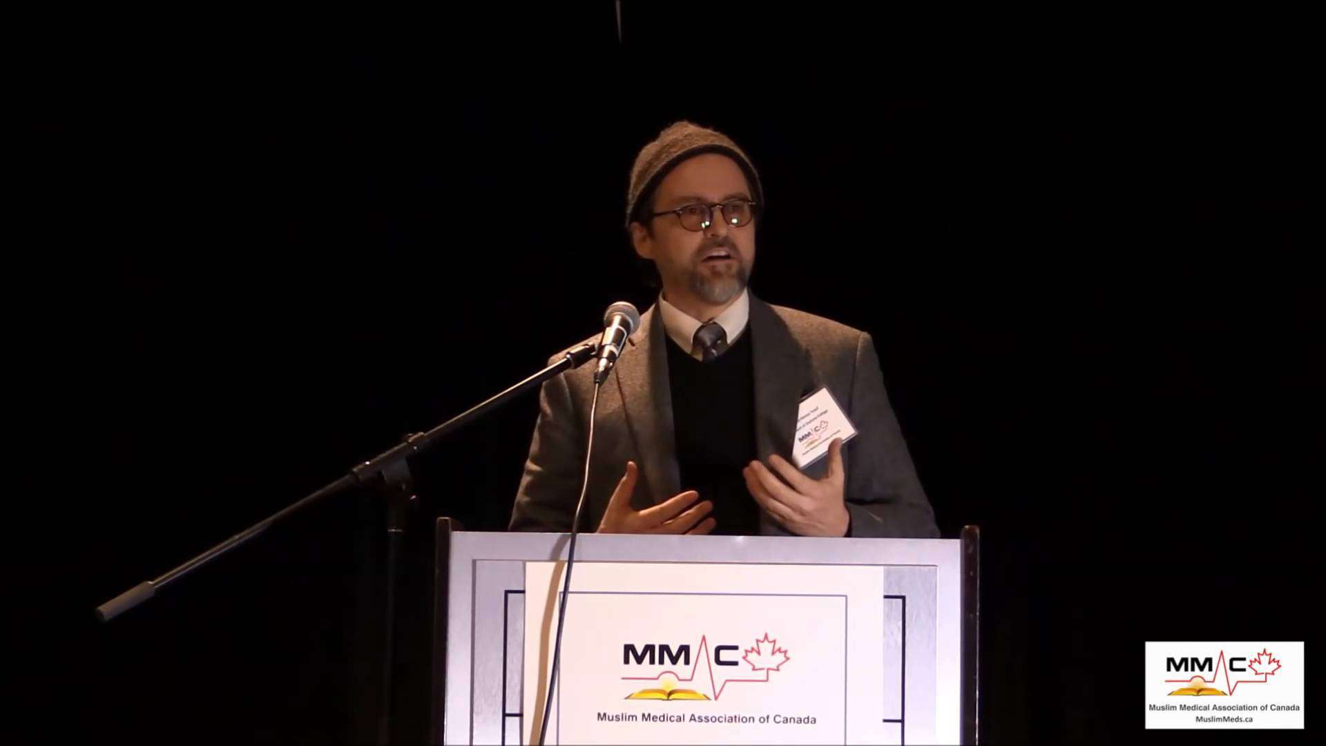 Hamza Yusuf – Medicine and Islam: A Holistic Approach to Healthcare