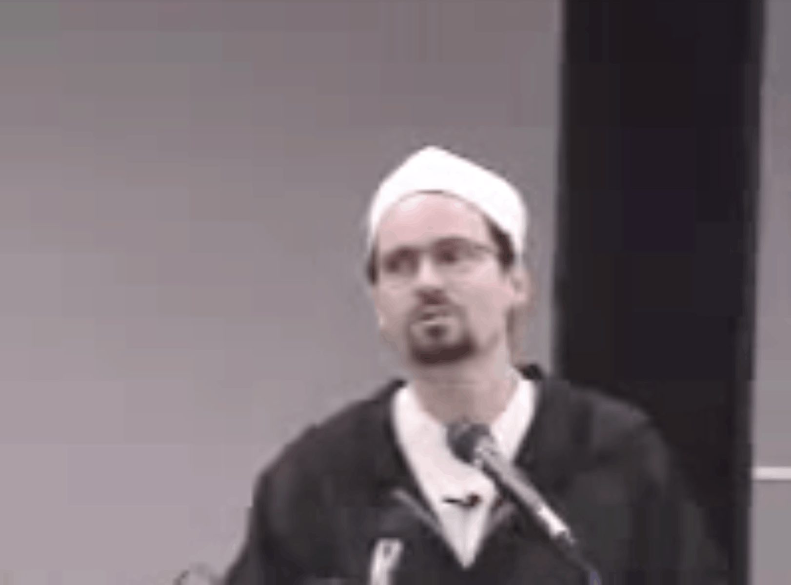 Hamza Yusuf – Muslim Youth
