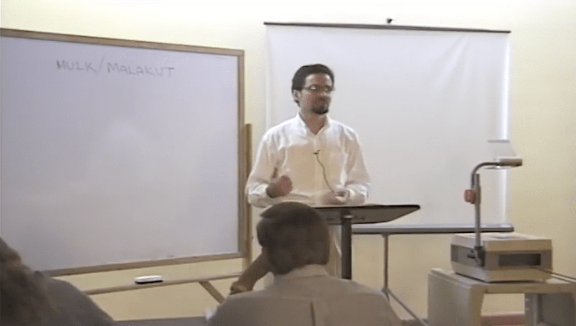 Hamza Yusuf – The Lives of Man