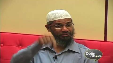 Zakir Naik – God Never Became A Man