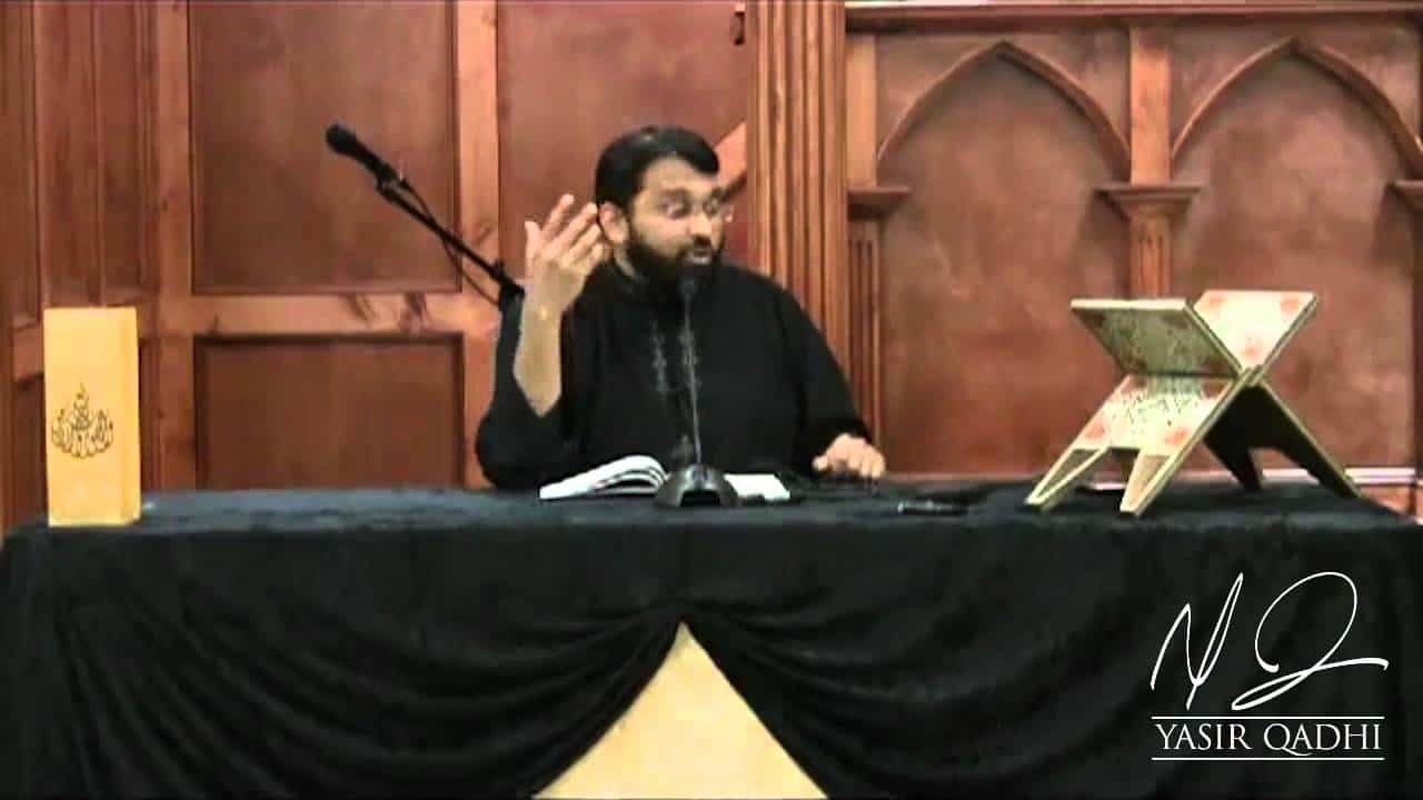 Yasir Qadhi – The Fiqh of Hajj and Practical Advice for Hajj