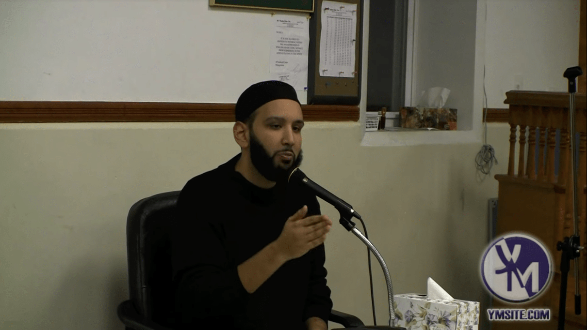 Omar Suleiman – The Youth Dilemma