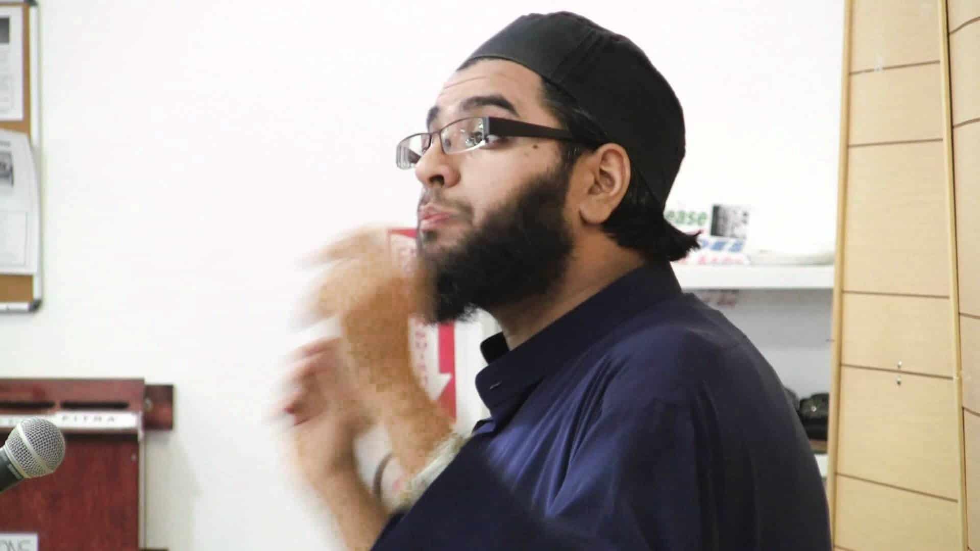 Abdul Nasir Jangda – Representing Islam